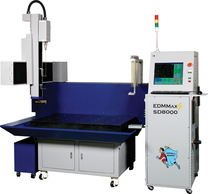 Picture of EDM MAX SD-8000-Cnc